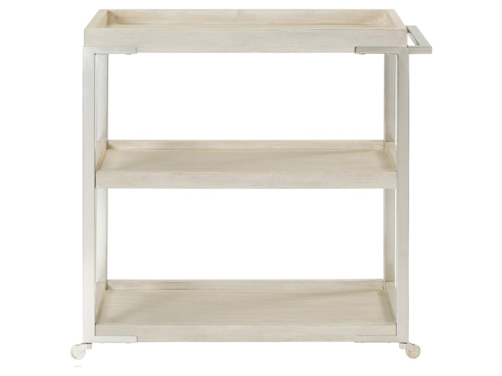 Riverside Furniture LillyTray-Top Bar Cart