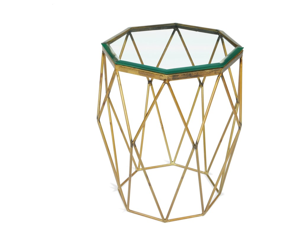 Riverside Furniture LucentioOctagon Side Table