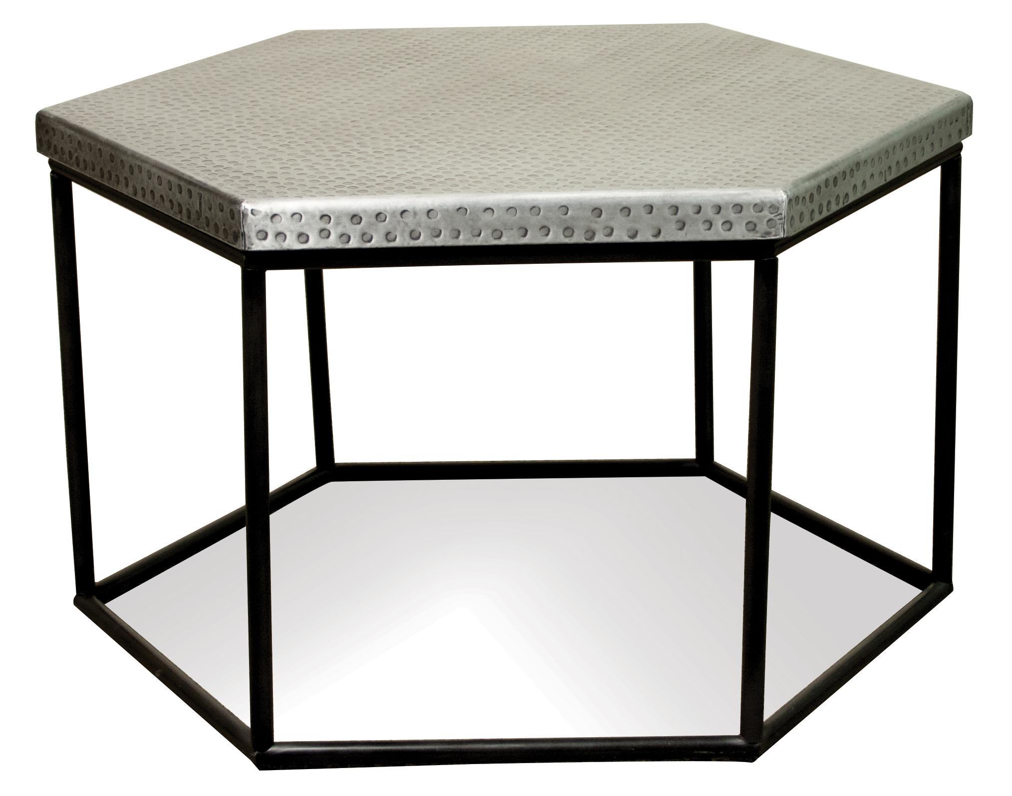 Riverside Furniture LyricHexagon Coffee Table ...