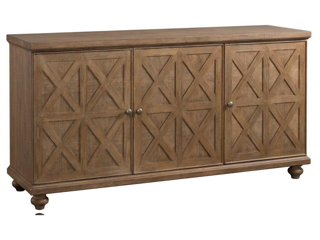 Riverside Furniture Madison62in TV Console