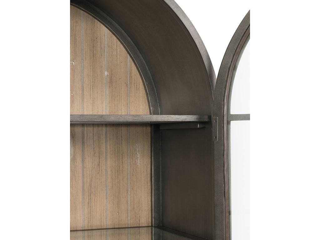 Riverside Furniture MadisonDisplay Cabinet