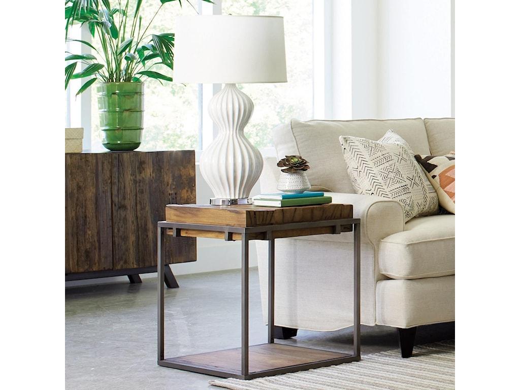 Riverside Furniture MaverickSquare Side Table