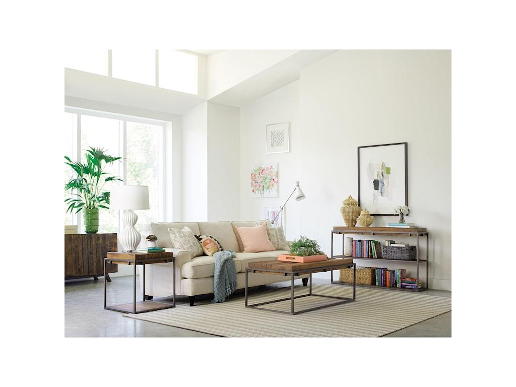 Riverside Furniture MaverickSofa Table