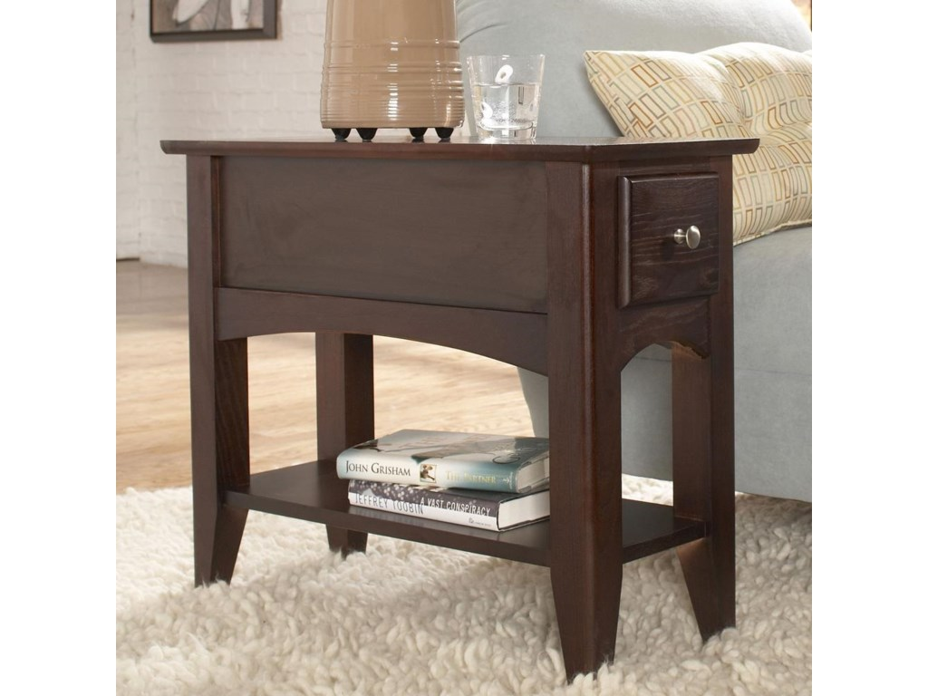 Riverside Furniture Metro IIChairside Table