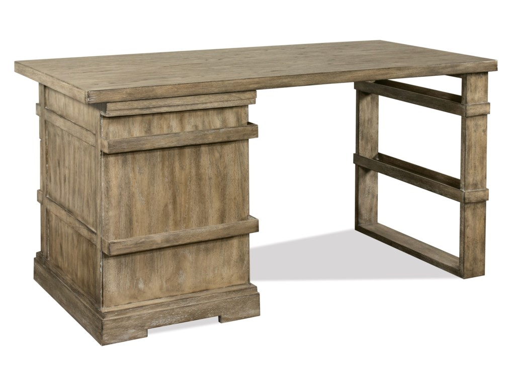 Riverside Furniture Milton ParkSingle Pedestal Desk