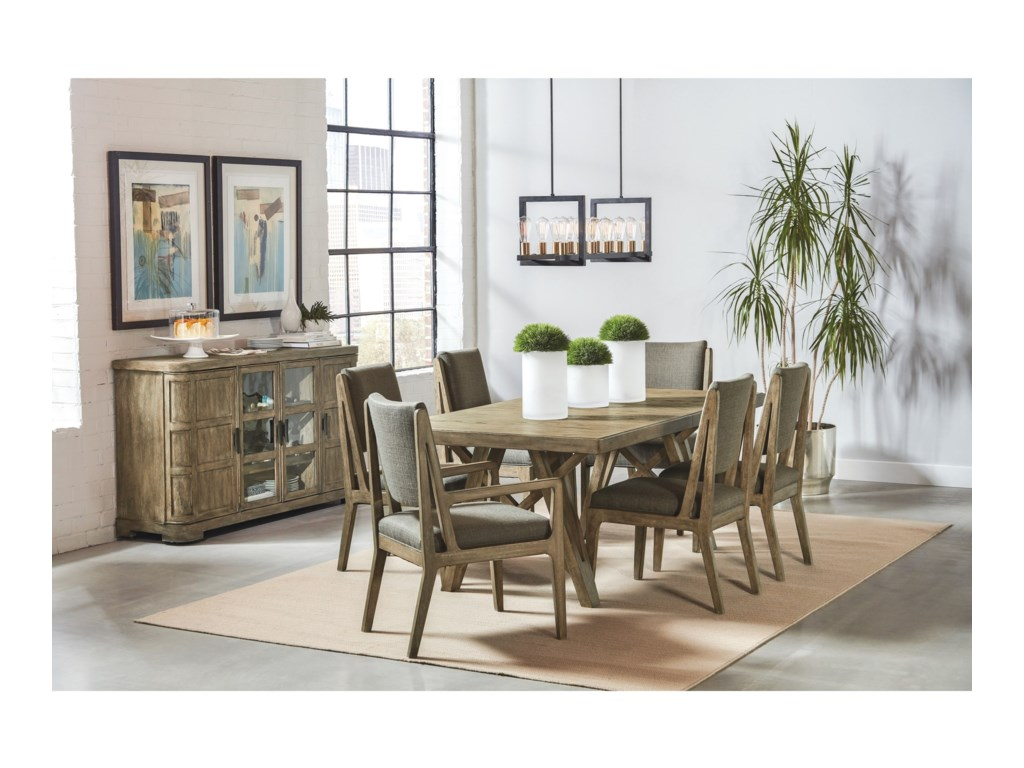 Riverside Furniture Milton ParkFormal Dining Group