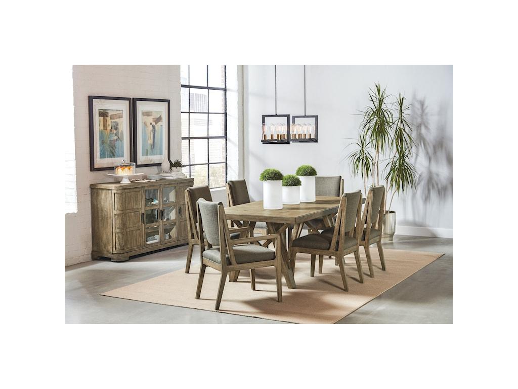 Riverside Furniture Milton ParkBuffet