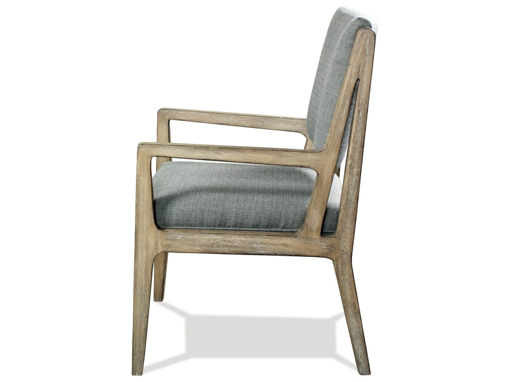 Riverside Furniture Milton ParkUpholstered Arm Chair