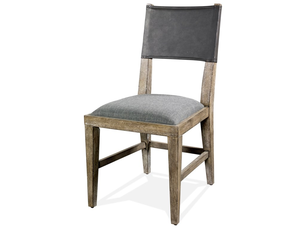 Riverside Furniture Milton ParkUpholstered Seat Side Chair
