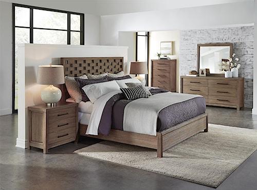 Riverside Furniture Mirabelle King Bedroom Group 1