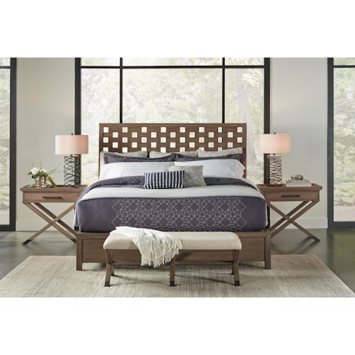 Riverside Furniture Mirabelle California King Bedroom Group 2