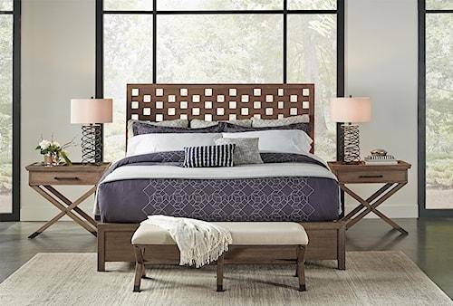 Riverside Furniture Mirabelle Queen Bedroom Group 2