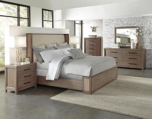 Riverside Furniture Mirabelle Queen Bedroom Group 3