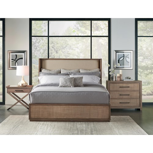 Riverside Furniture Mirabelle California King Bedroom Group 4