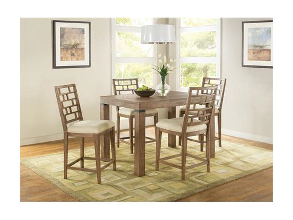 Riverside Furniture MirabelleCounter Height Dining Table