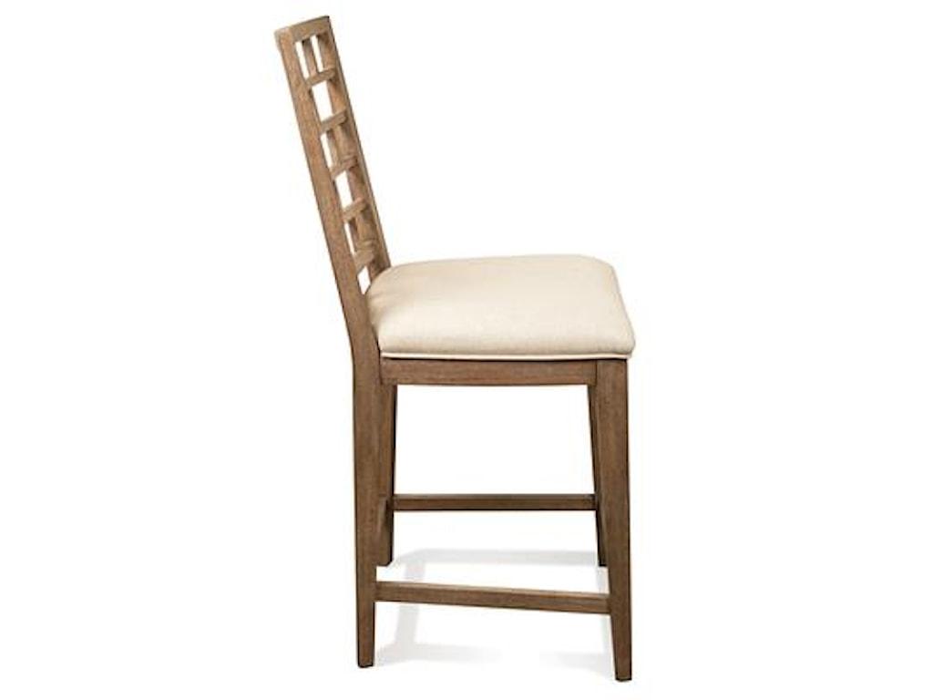 Riverside Furniture MirabelleCounter Height Stool