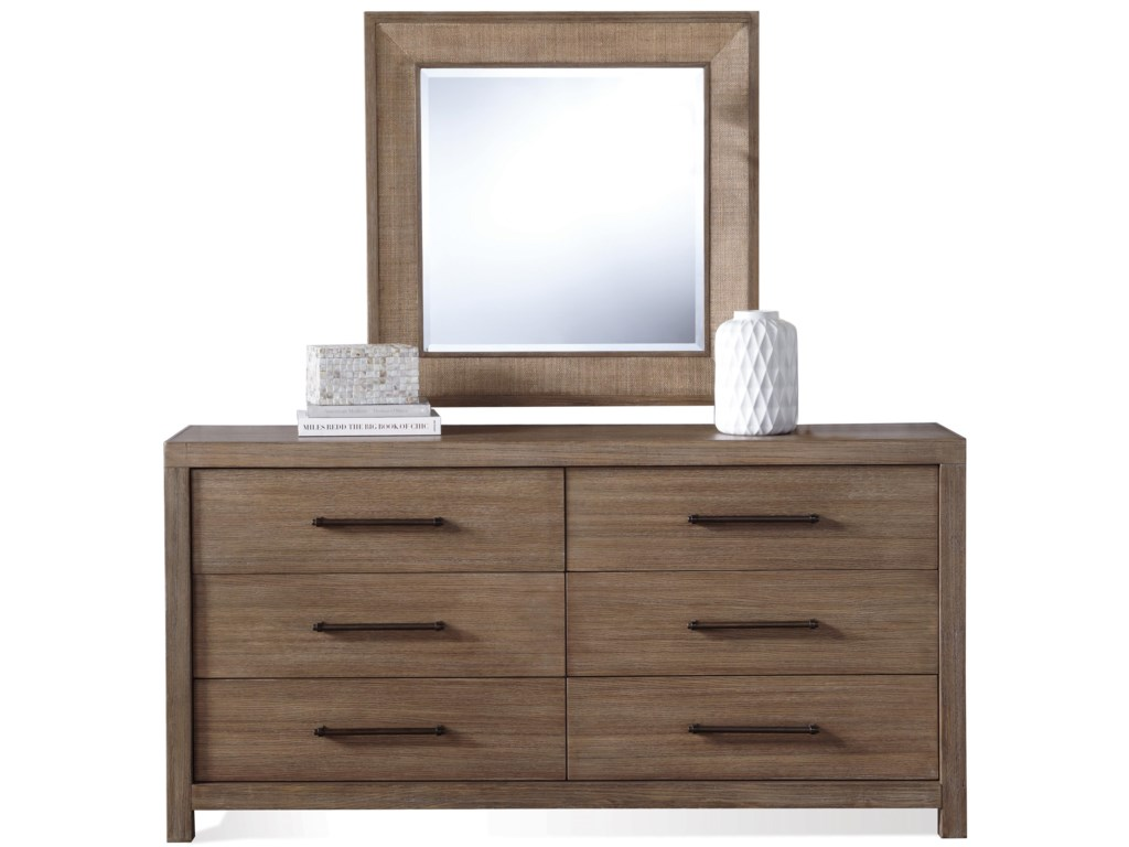 Riverside Furniture MirabelleAccent Mirror