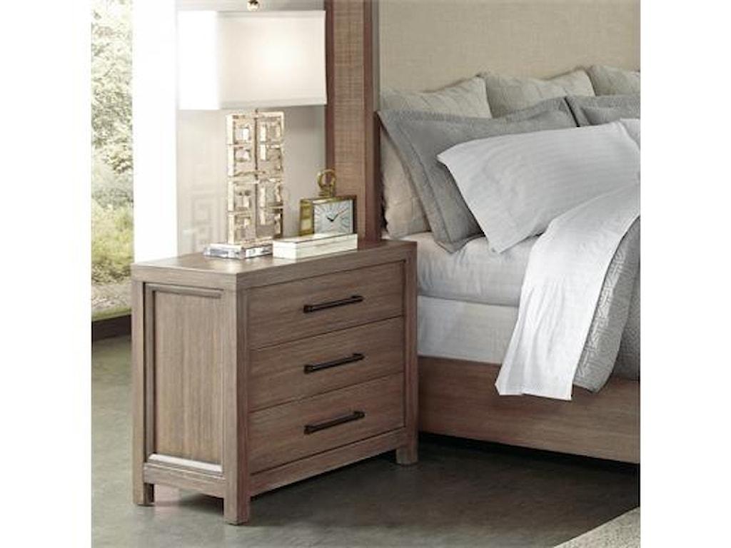 Riverside Furniture Mirabelle3-Drawer Nightstand