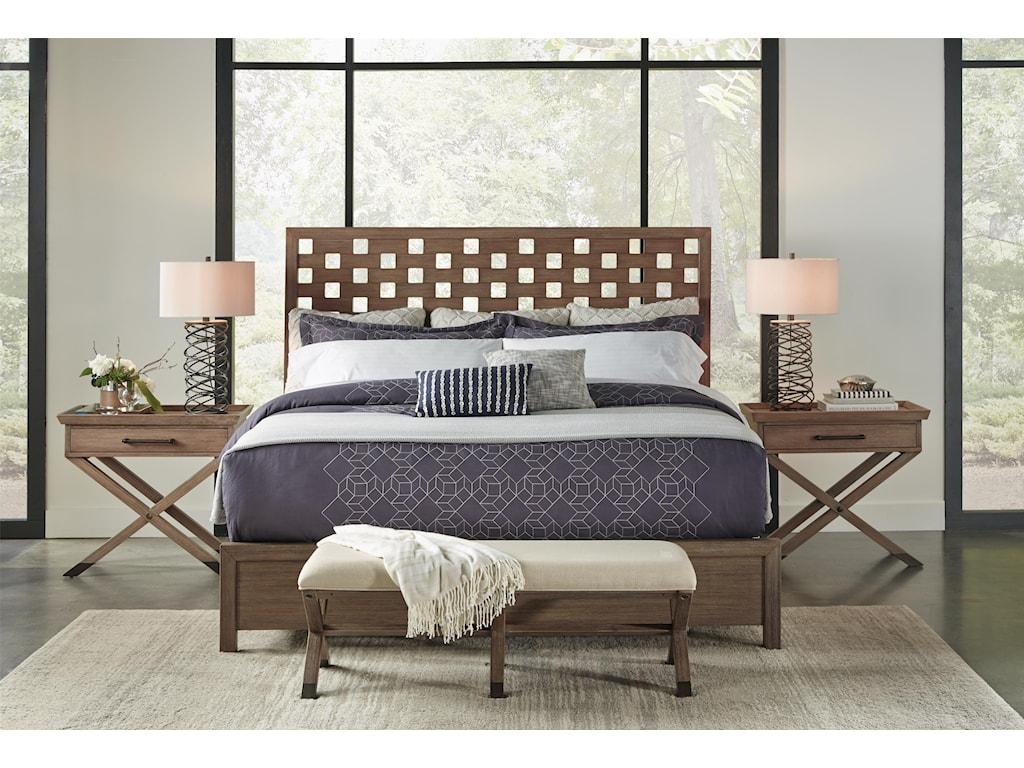 Riverside Furniture MirabelleQueen Panel Bed