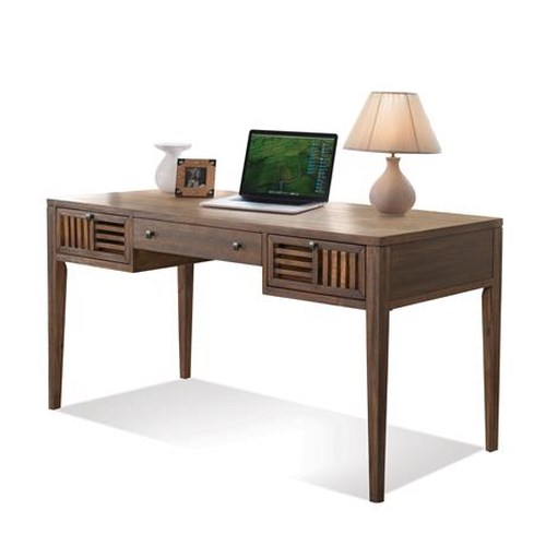 Riverside Furniture Modern Gatherings Parquet Writing Desk