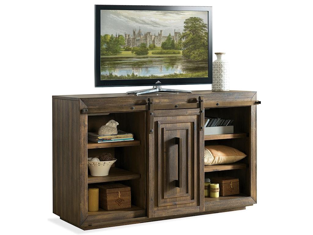 Riverside Furniture Modern Gatherings 15342 60in Sliding Door