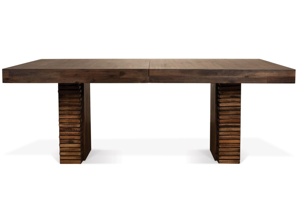 Riverside Furniture Modern GatheringsRectangular Dining Table