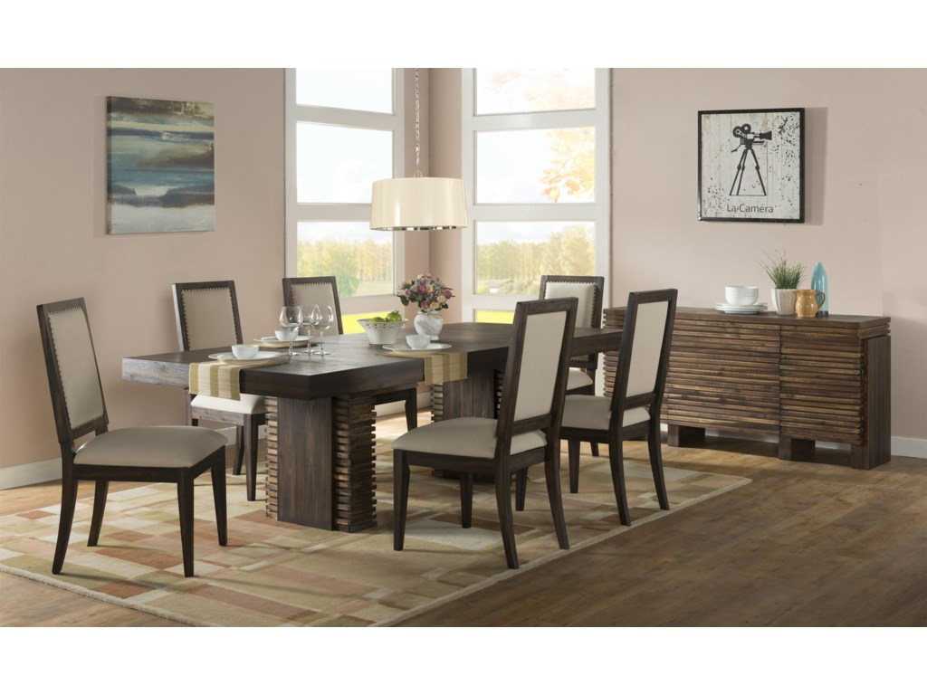 Riverside Furniture Modern GatheringsSideboard