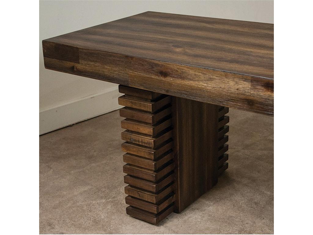 Riverside Furniture Modern GatheringsDining Bench