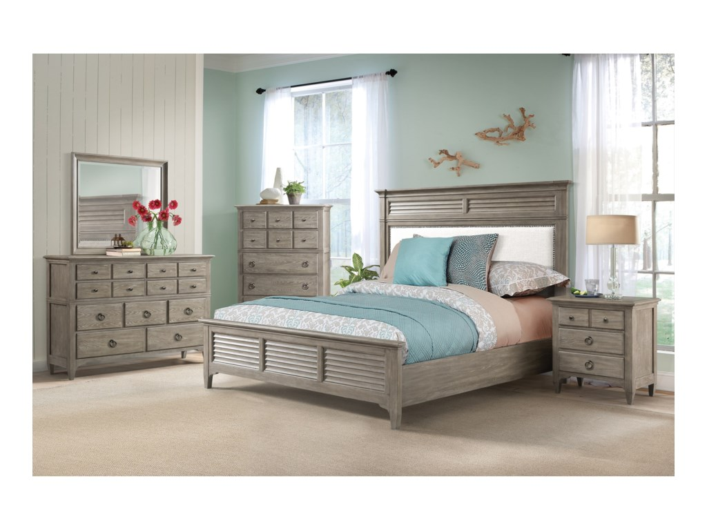 Riverside Furniture MyraCalifornia King Bedroom Group