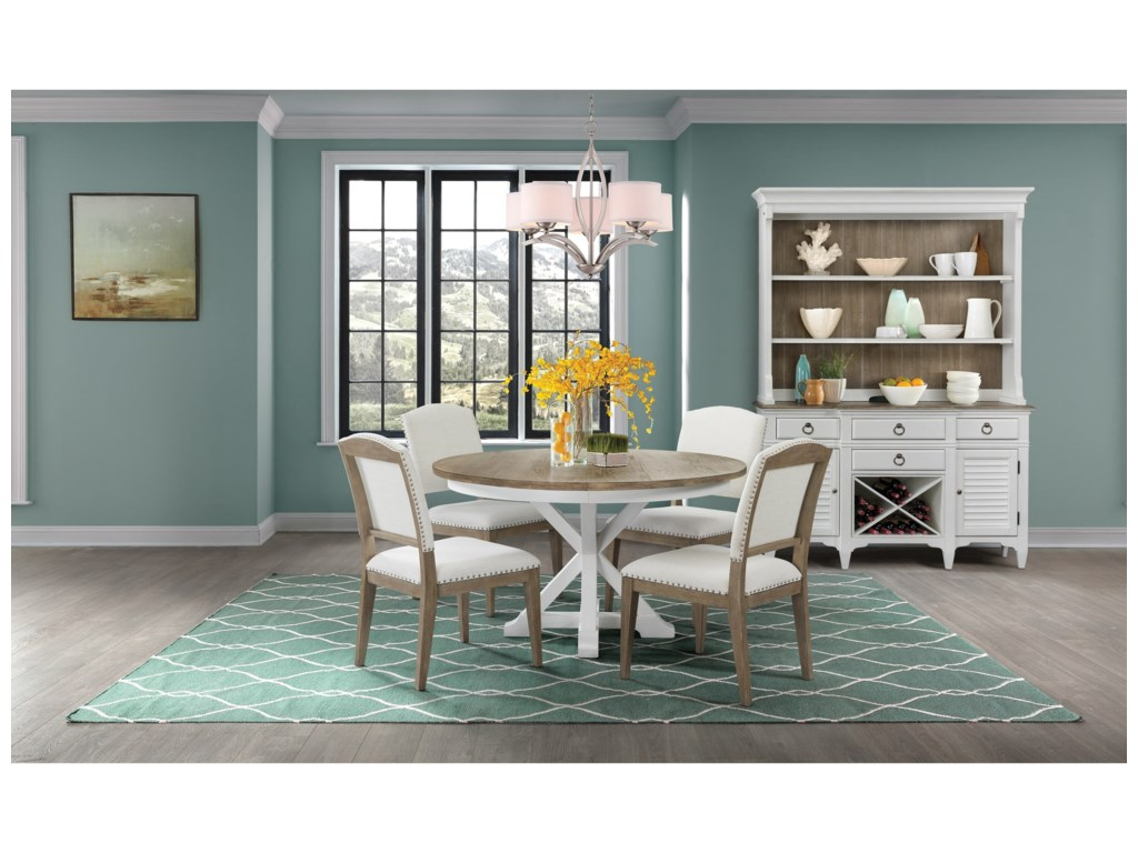Riverside Furniture MyraCasual Dining Room Group