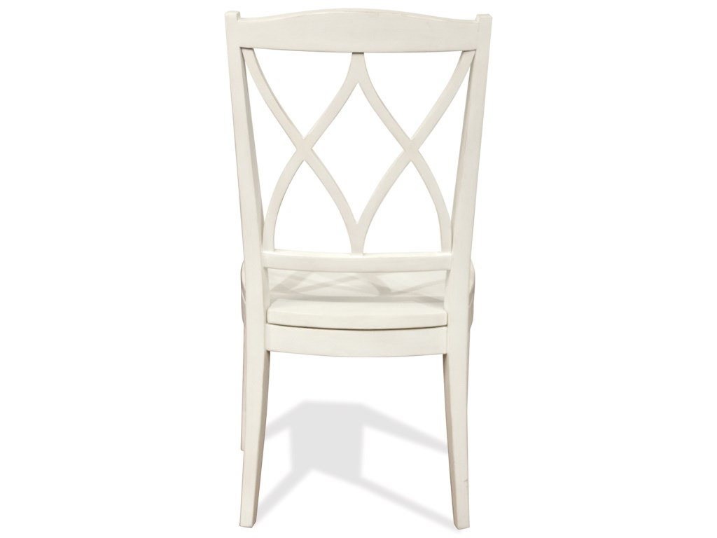 Riverside Furniture MyraXX-Back Side Chair