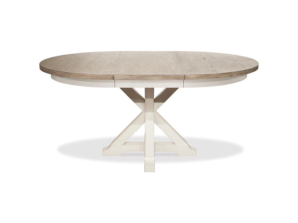 Riverside Furniture MyraRound Dining Table