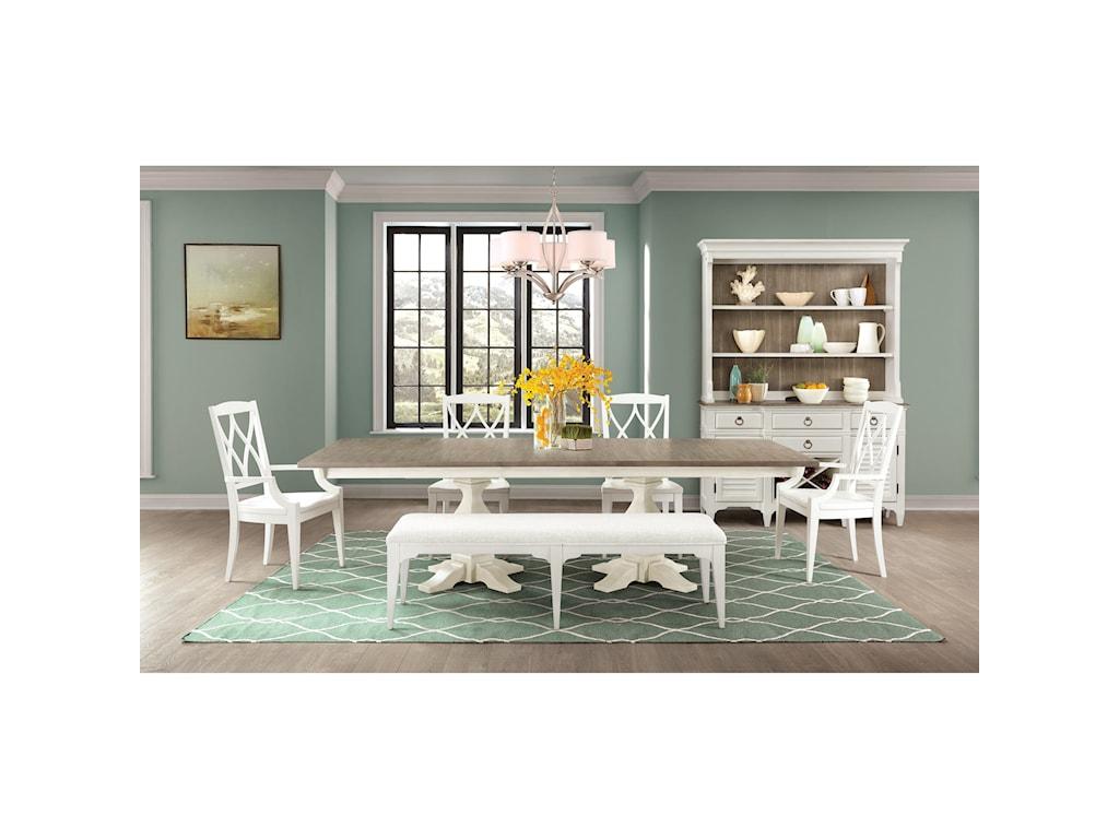 Riverside Furniture MyraRectangle Dining Table