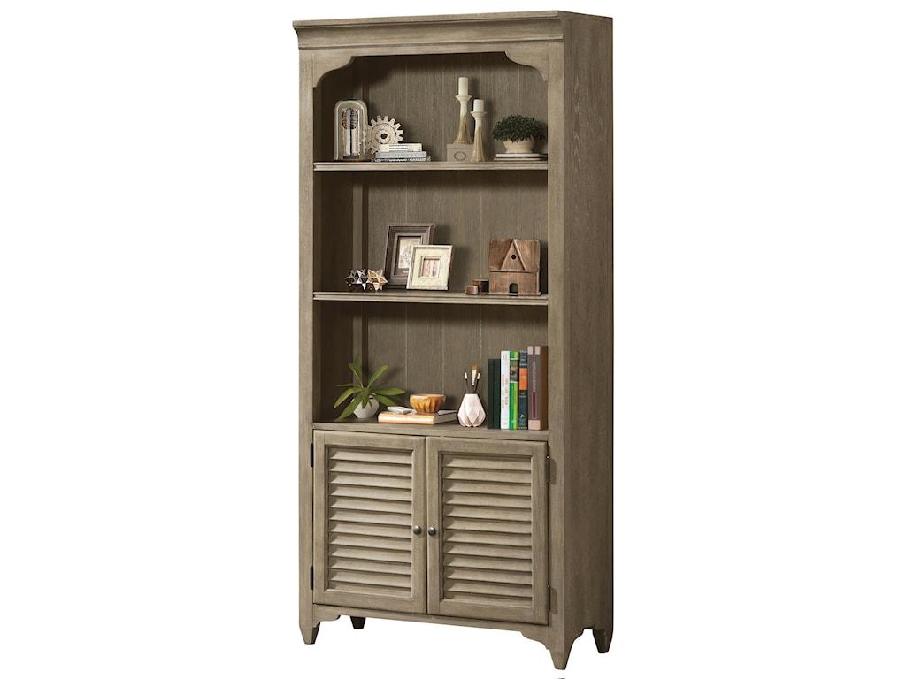 Riverside Furniture MyraBunching Bookcase
