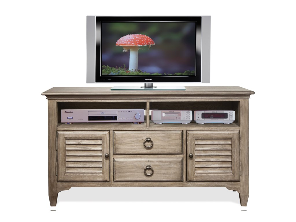 Riverside Furniture Myra54-Inch TV Console