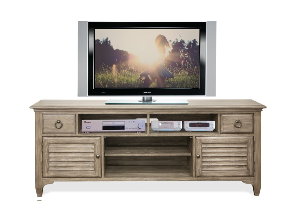 Riverside Furniture Myra74-Inch TV Console