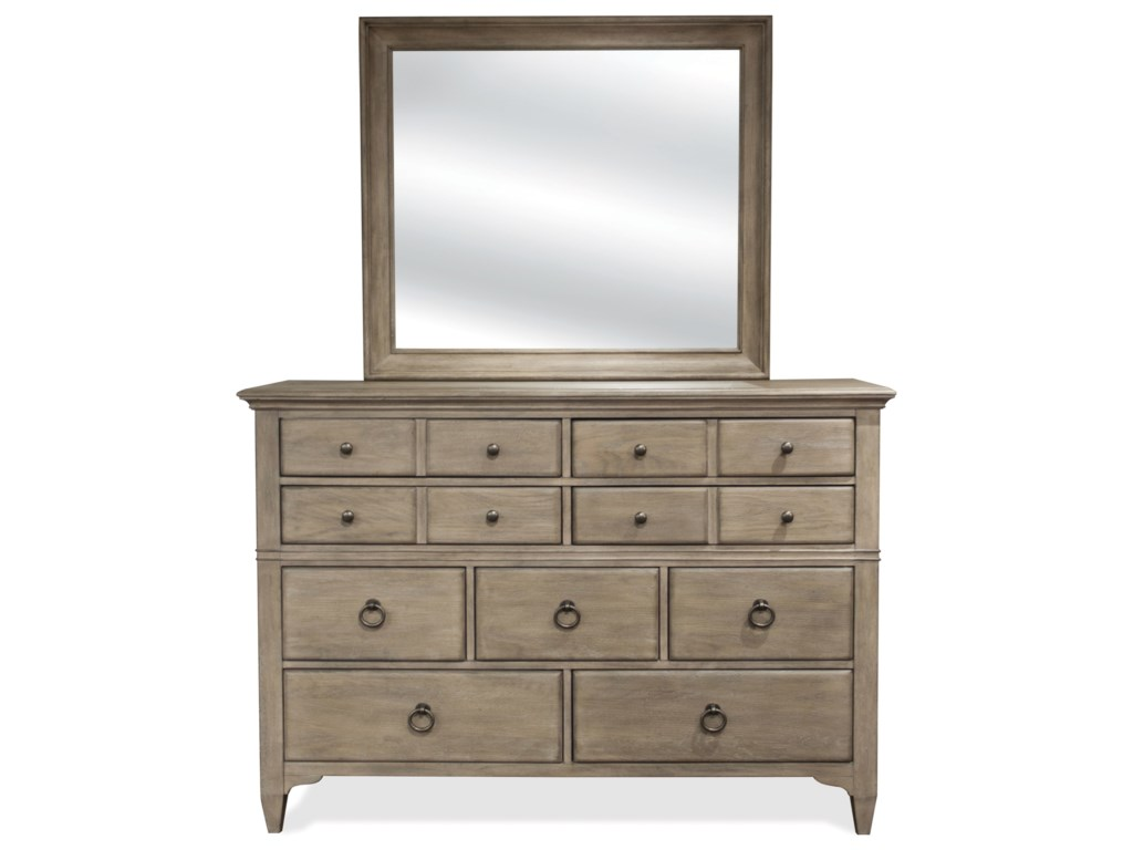 Riverside Furniture Myra9-Drawer Dresser