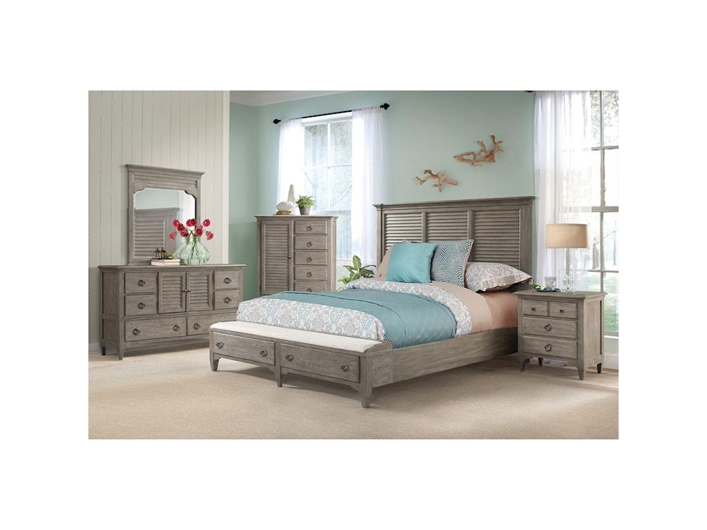 Riverside Furniture MyraGentleman's Chest