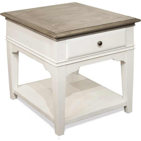 Leg Side Table