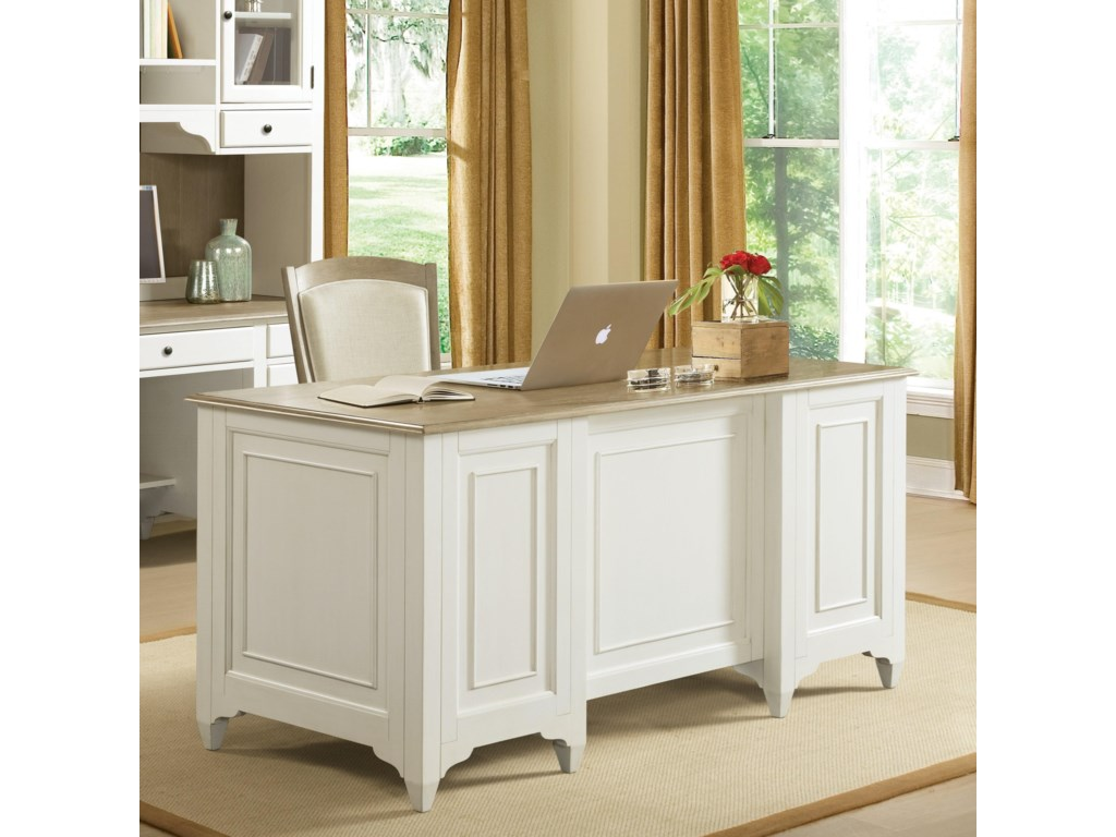 Riverside Furniture MyraExecutive Desk