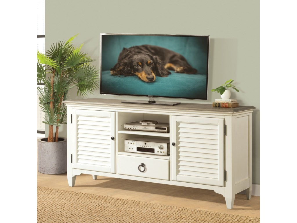 Riverside Furniture Myra64-Inch TV Console
