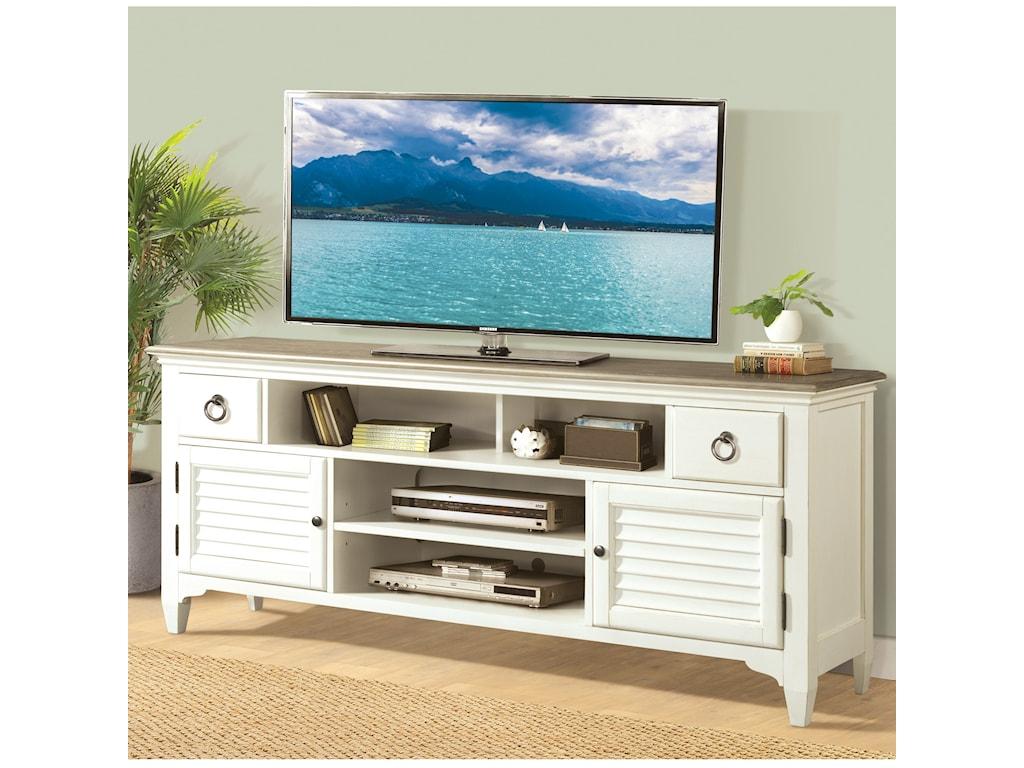 Riverside Furniture Myra74-Inch TV Console