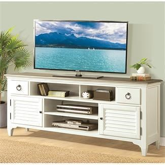 Riverside Furniture Myra TV stand