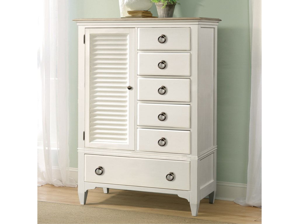 Riverside Furniture MyraGentleman's Chest