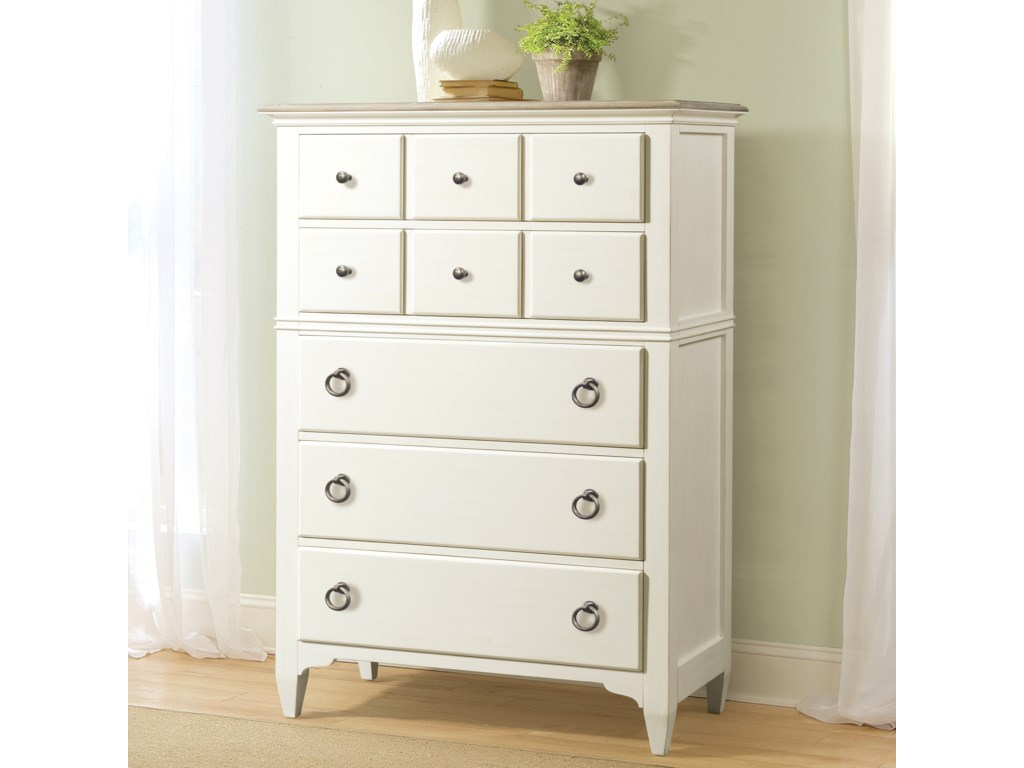 Riverside Furniture Myra5-Drawer Chest