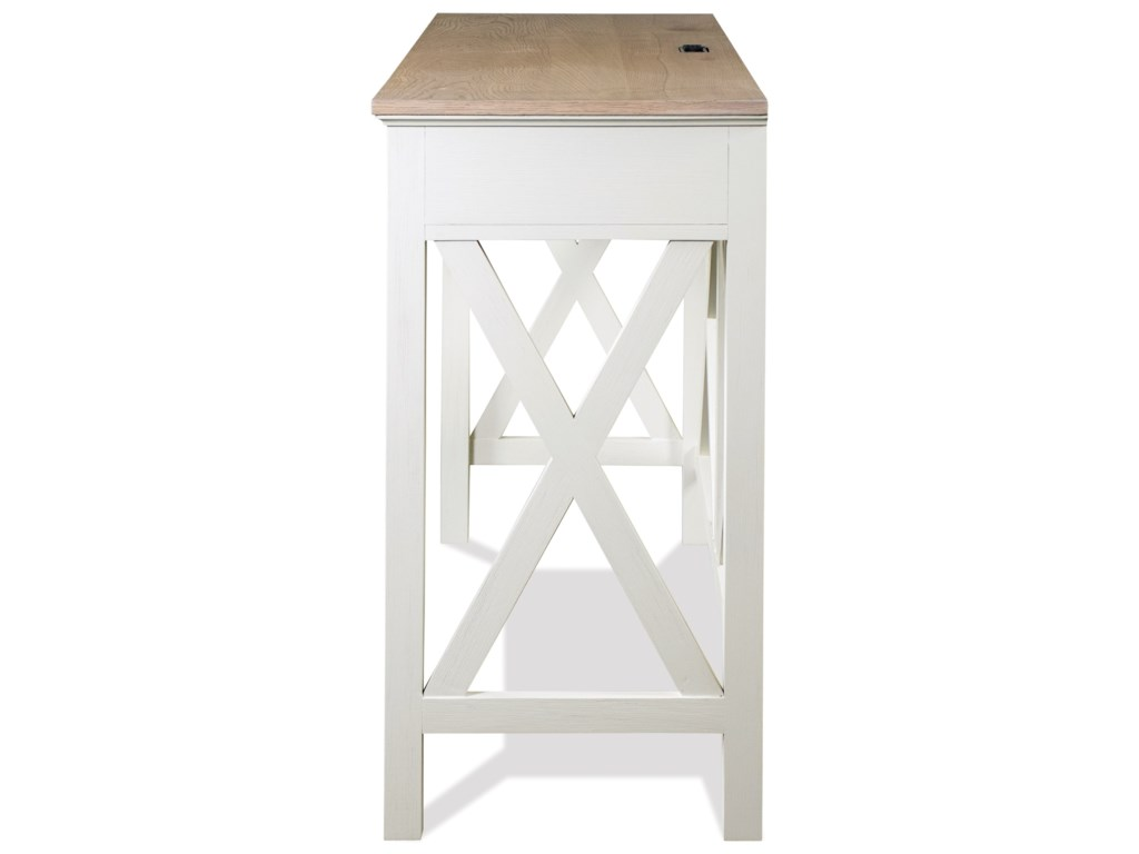 Riverside Furniture OsborneConsole Table with Stools
