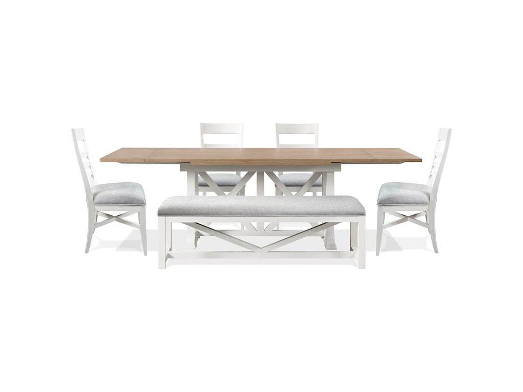 Riverside Furniture OsborneRectangle Dining Table
