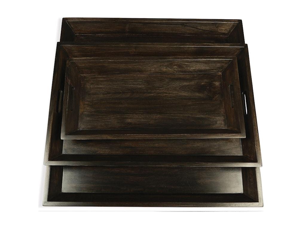 Riverside Furniture Ottoman TraysMedium Tray