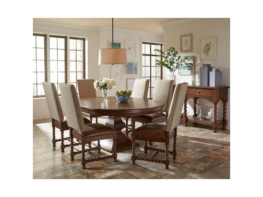 Riverside Furniture PembrokeRound Dining Table
