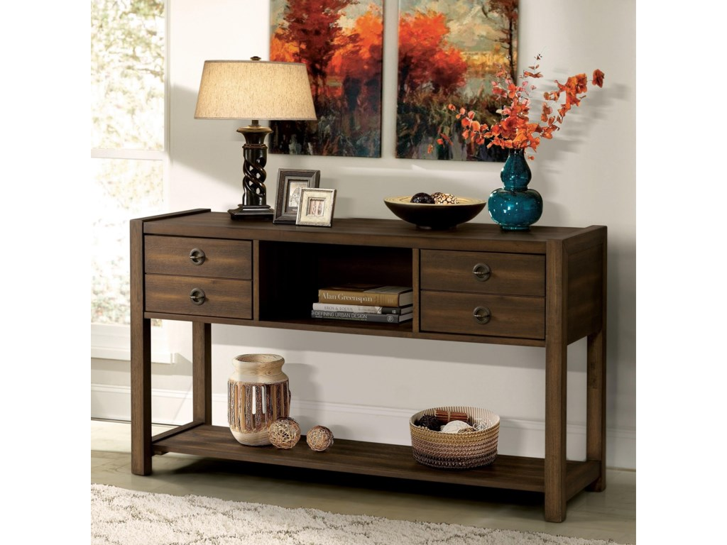 Riverside Furniture PerspectivesHall Console Table